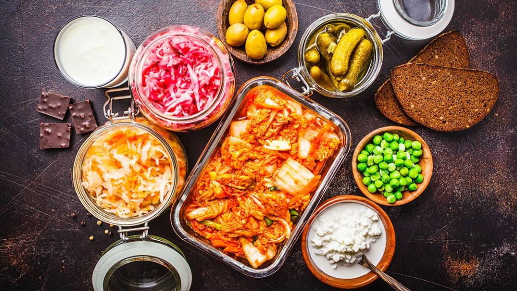 Poder probiótico: 7 alimentos probióticos que debes comer miniatura
