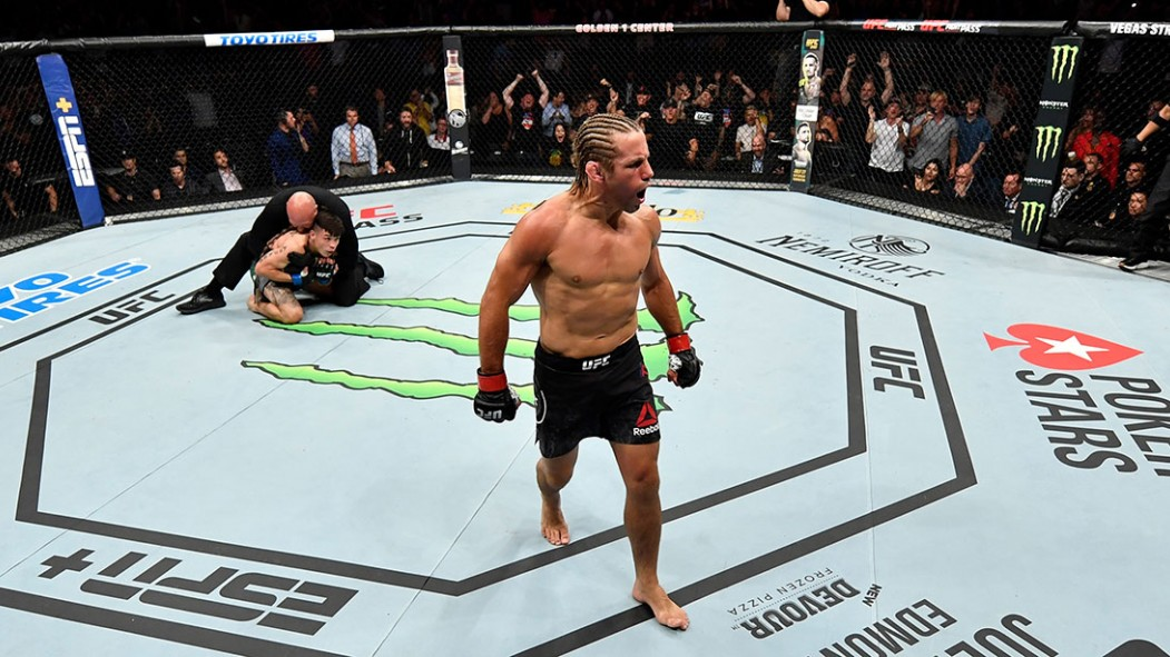 Urijah Faber: The California Kid Becomes the Comeback King thumbnail
