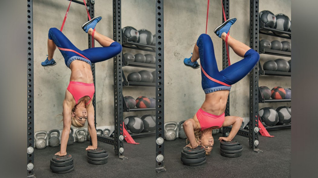 Jessie Graff's Favorite Foundational Moves thumbnail