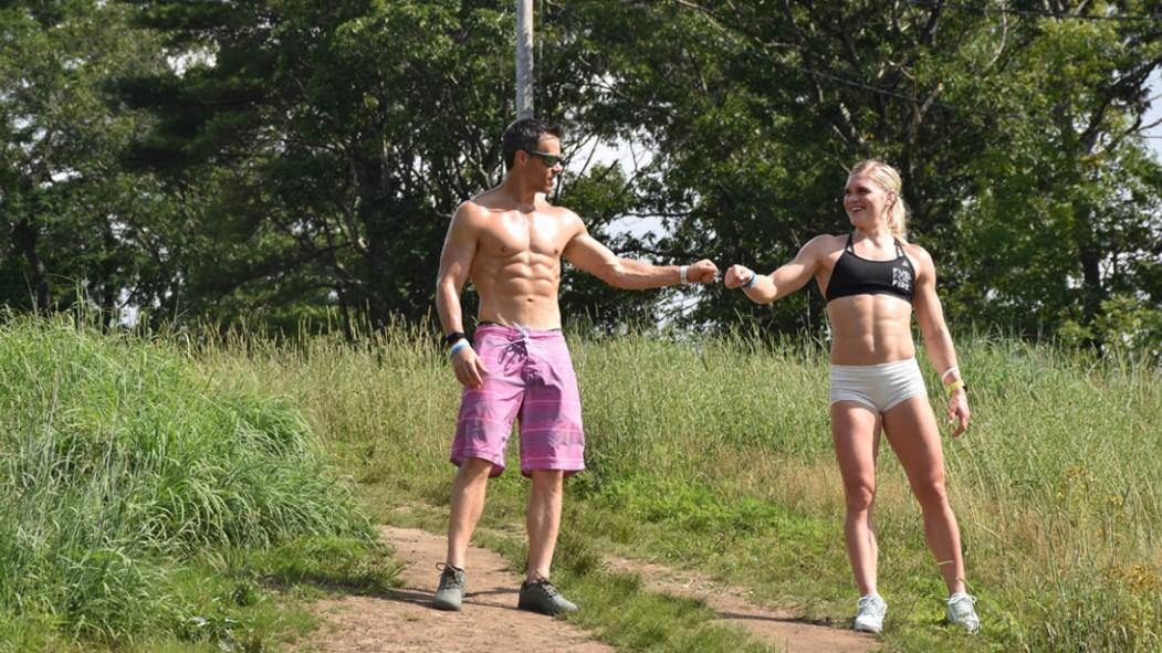 Ben Bergeron and Katrin Davidsdottir thumbnail