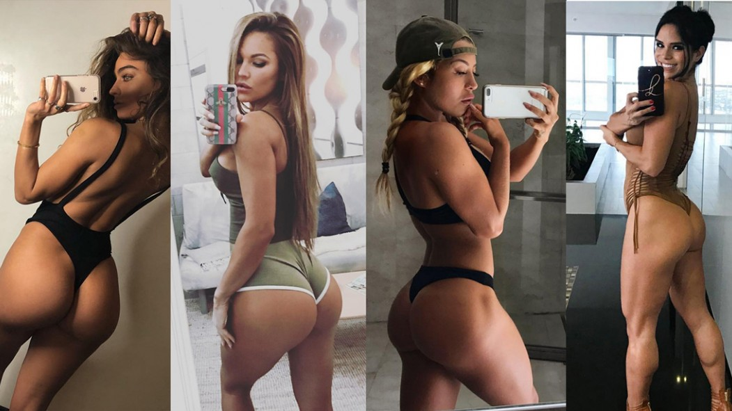 20 of the Best Butts on Instagram in 2018 thumbnail