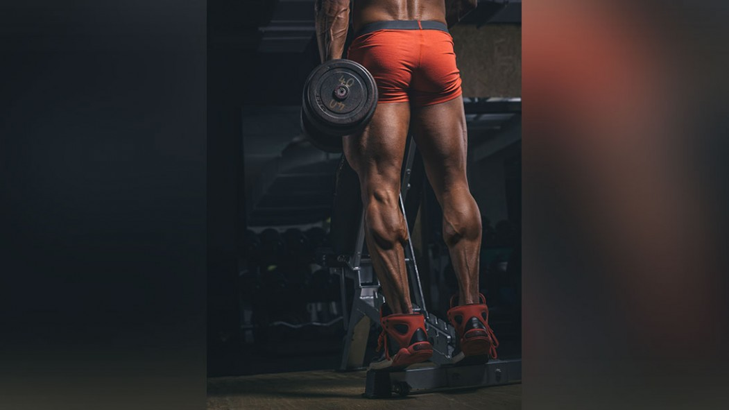 Calves Muscular Body Builder thumbnail