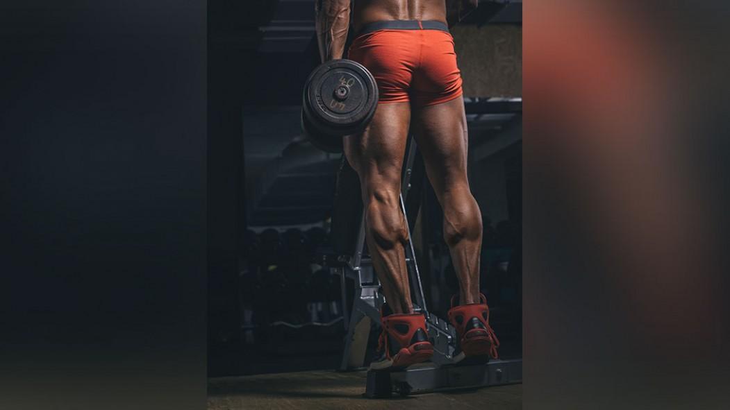 Calves Muscular Body Builder thumbnail