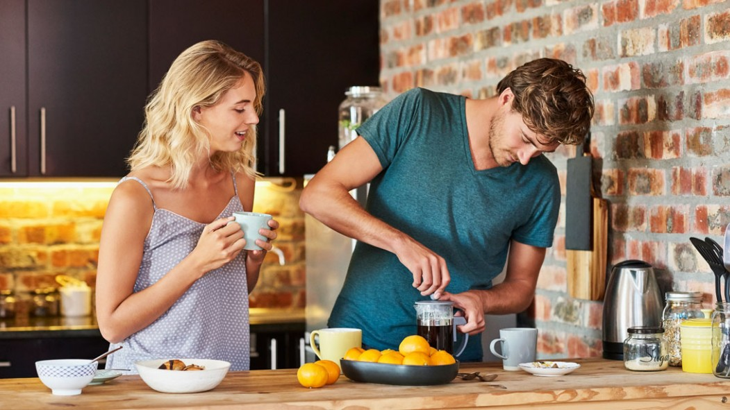 Couple in the Kitchen thumbnail