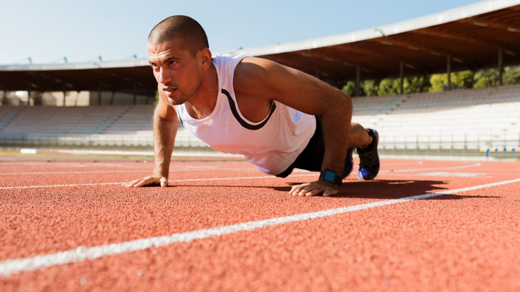 5 CrossFit Workouts You Can Do On the Track thumbnail