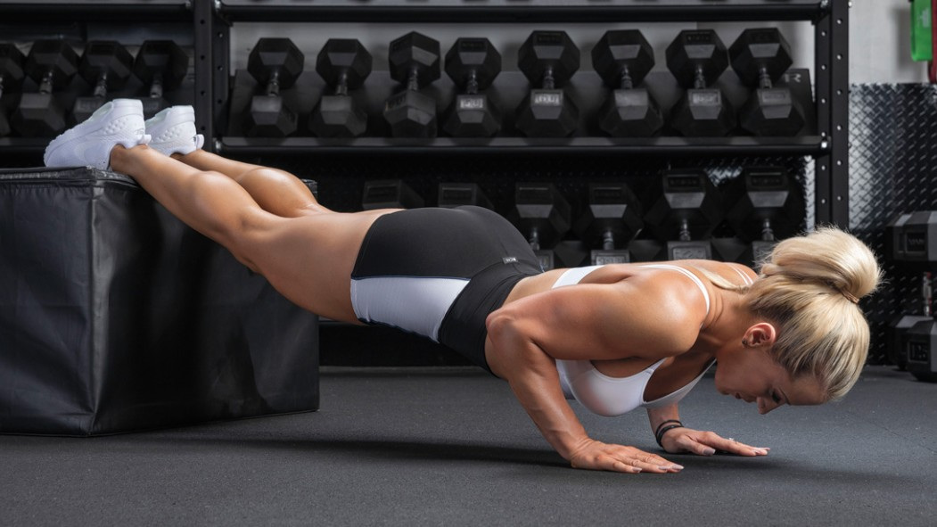 6 Two-Move Workouts to Save You Time and Get You Shredded thumbnail