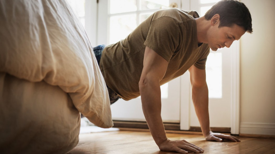 At-Home Workout In 20 Minutes thumbnail