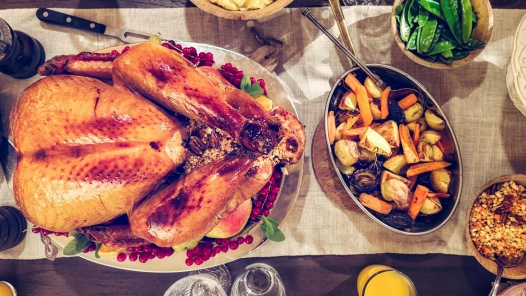 Healthy Holiday Food thumbnail