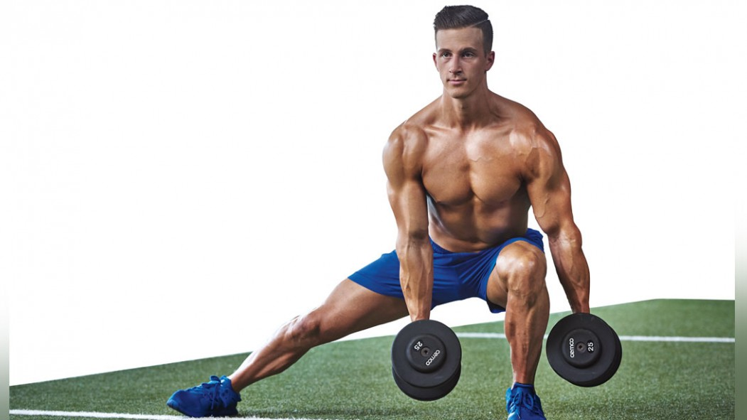 5 Lunge Variations to Increase Mobility, Strength, and Muscle thumbnail