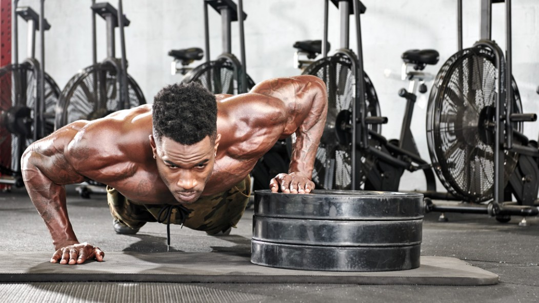 6 Pushup Variations to Challenge Your Upper Body  thumbnail
