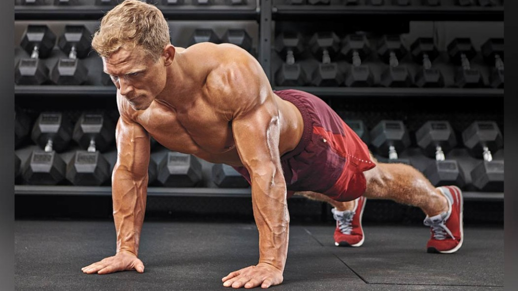 The 10-Minute, Minimal-Space Full-Body Workout thumbnail