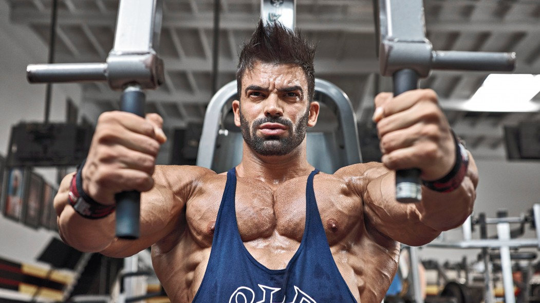 Bodybuilder Sergi Constance thumbnail