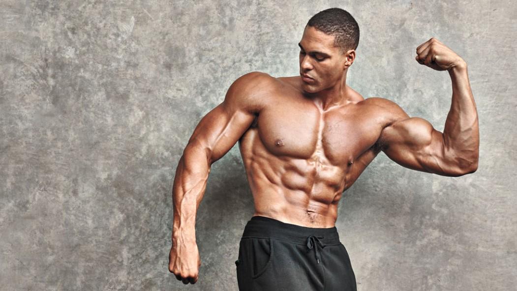 The 6-Week Program for Bulging Pecs, Broad Shoulders, and Bigger Legs thumbnail