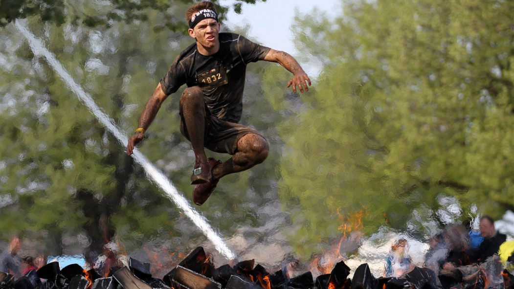 Three Drills to Improve Your Obstacle Course Race Fire Jump thumbnail