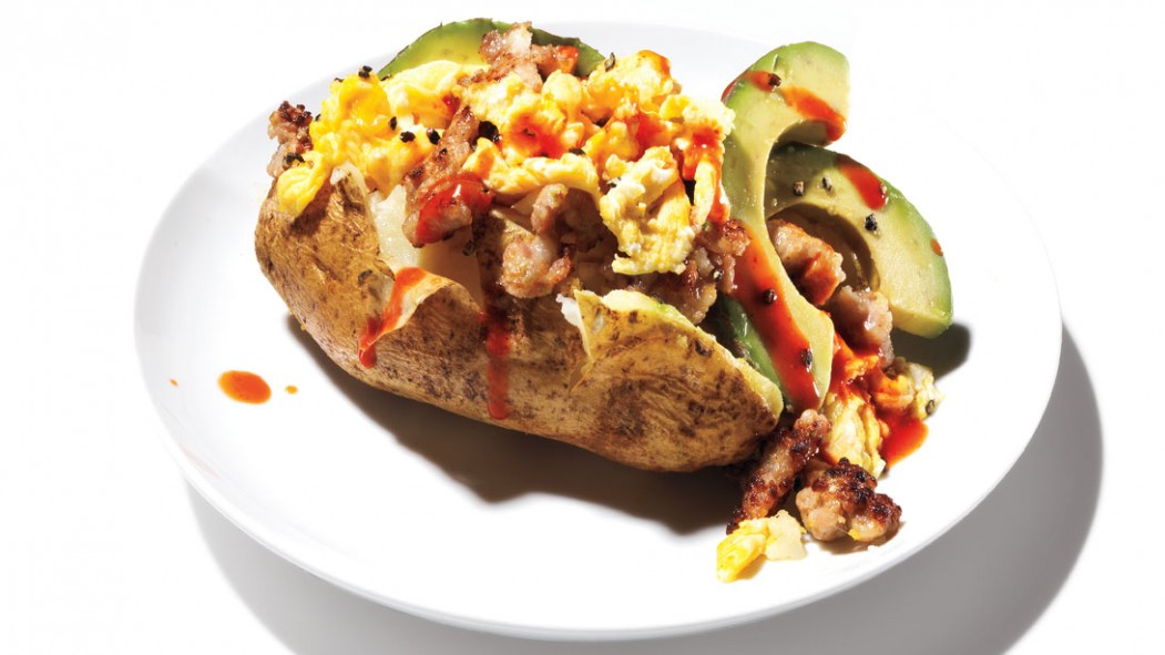 Stuffed Potato thumbnail