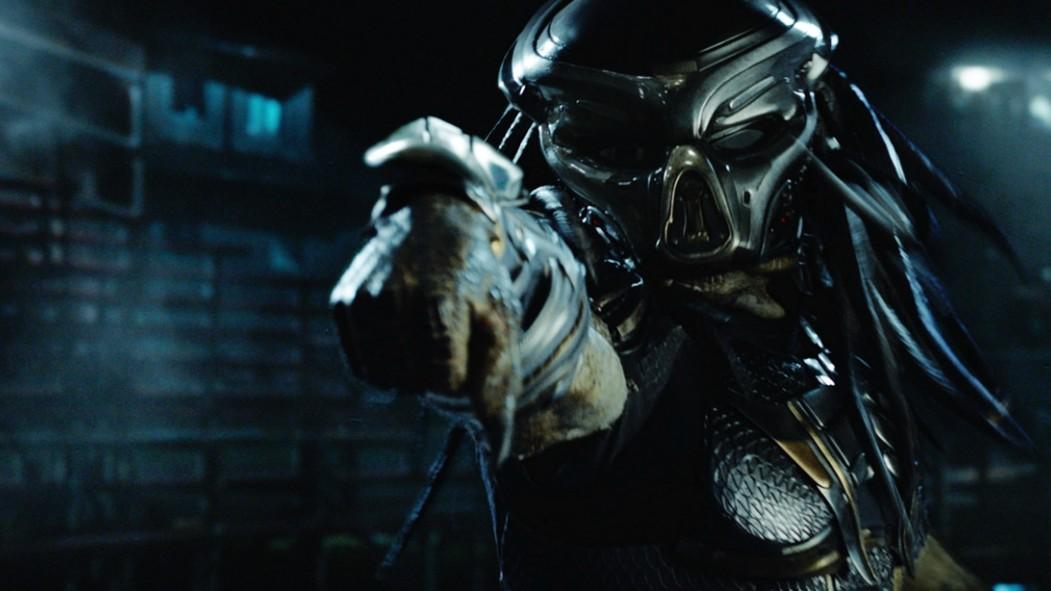 The Predator (2018) thumbnail