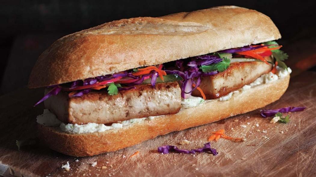 Recipe: How To Make Wasabi Tofu Sandwich  thumbnail