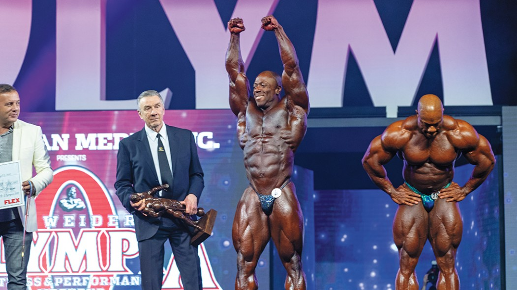 Shawn Ray on the 2018 Olympia Highlights and the Show's Future  thumbnail