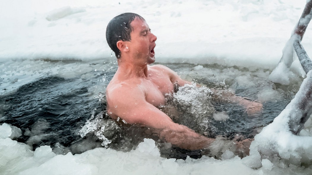Mythbusters: Ice Baths Aid Recovery thumbnail