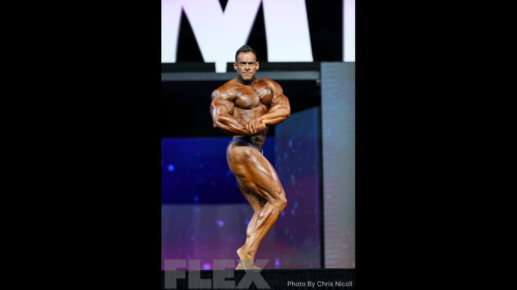 Mahmood Al Durrah - 212 Bodybuilding - 2018 Olympia thumbnail