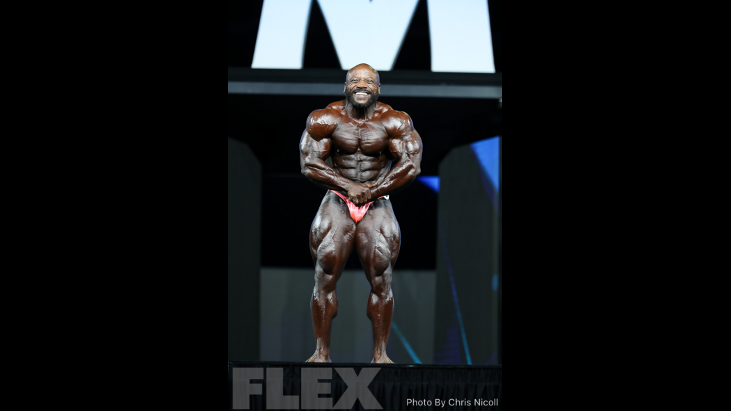 Charles Dixon - 212 Bodybuilding - 2018 Olympia thumbnail