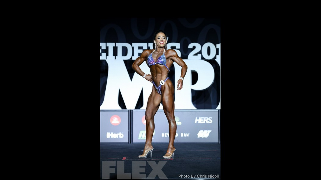 Jaclyn Baker - Fitness - 2018 Olympia thumbnail
