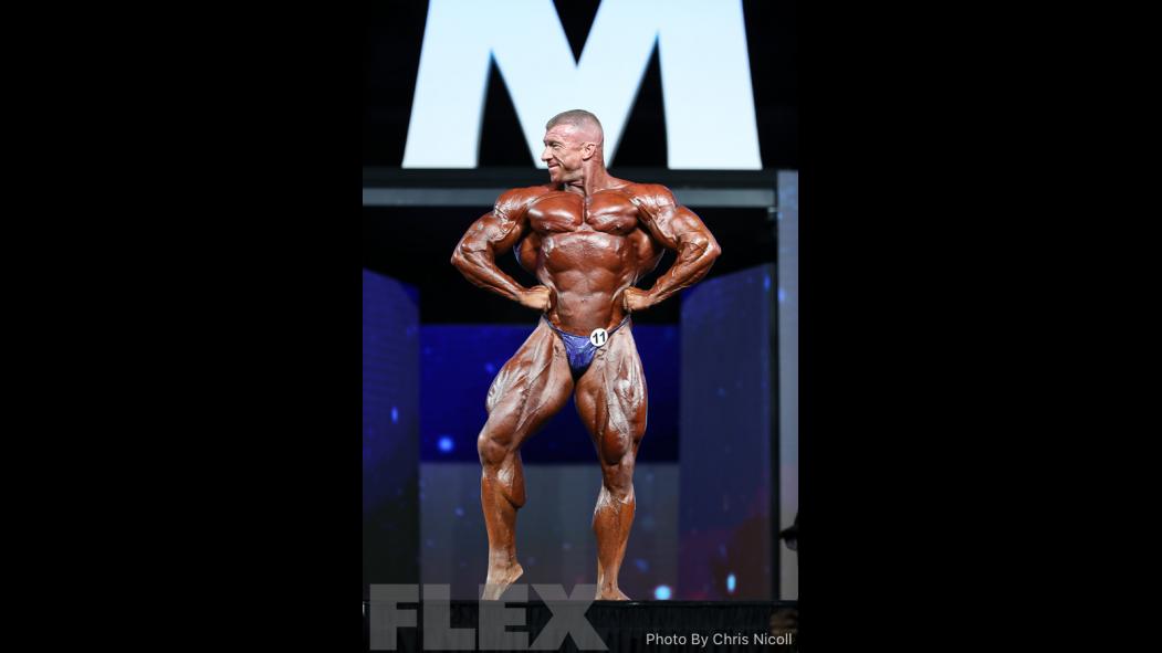 Josh Wade - Open Bodybuilding - 2018 Olympia thumbnail