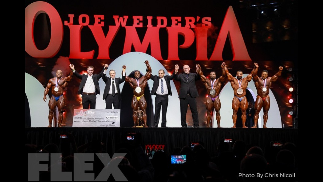 2019 Olympia Finals Report thumbnail