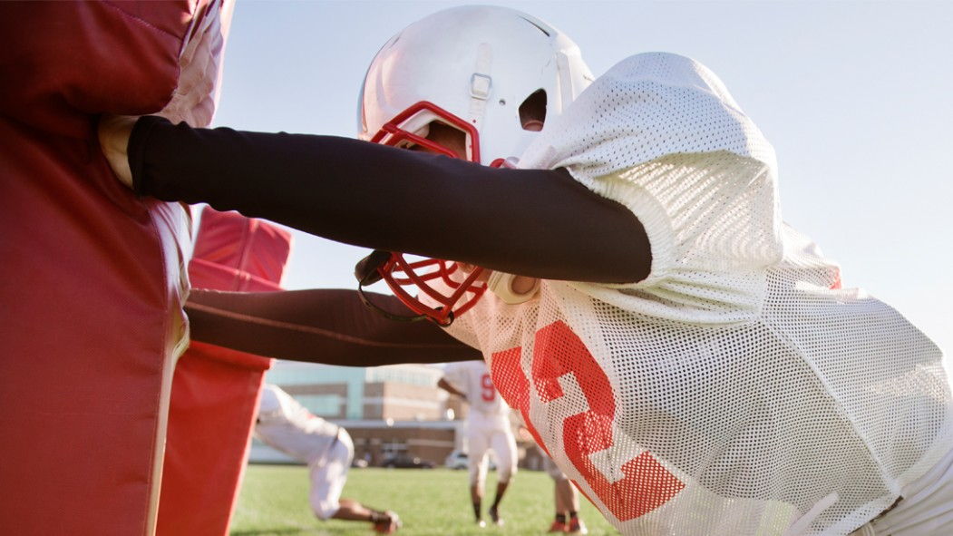 5 Exercise Athletes Football Sled thumbnail