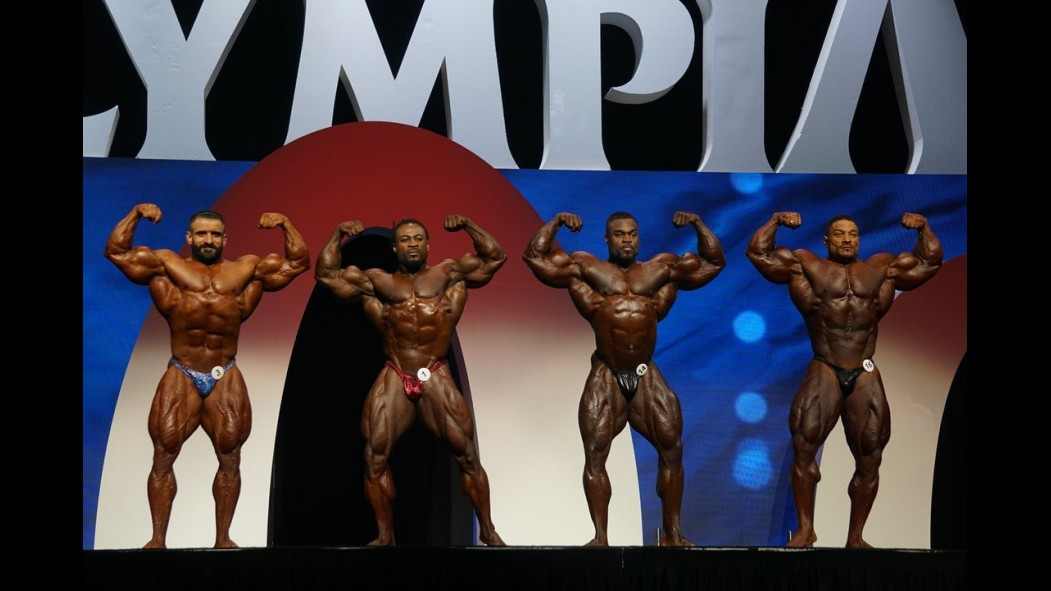 2019 Olympia Open Bodybuilding Callout Report thumbnail