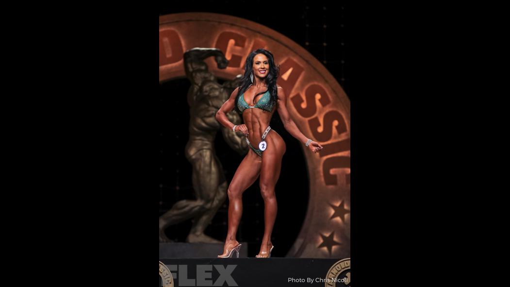 Ashley Kaltwasser - Bikini - 2019 Arnold Classic thumbnail