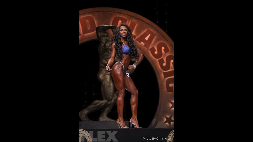Ashley Jenelle - Bikini - 2019 Arnold Classic thumbnail