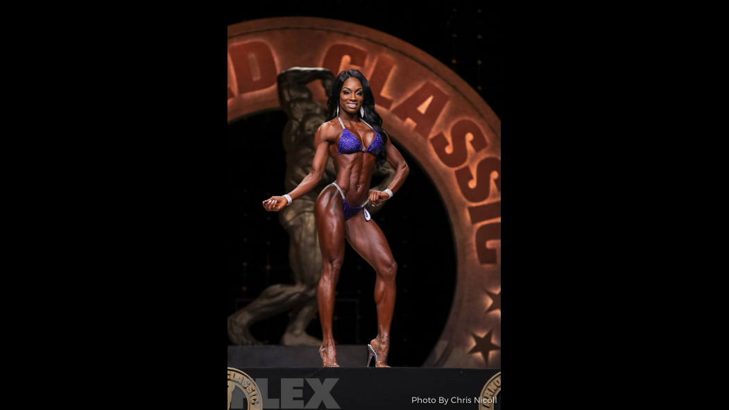 Sonia Lewis - Bikini - 2019 Arnold Classic thumbnail