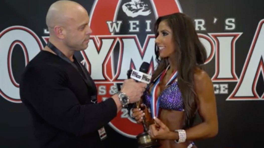Angelica Teixeira Talks Repeating as Bikini Champ  Video Thumbnail