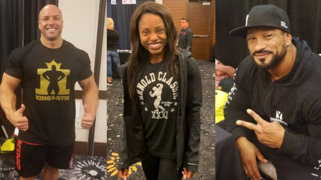 Arnold Classic 2019 Bodybuilders Share Their Favorite Cheat Meals, Workouts, Tips, and Olympia Memories thumbnail