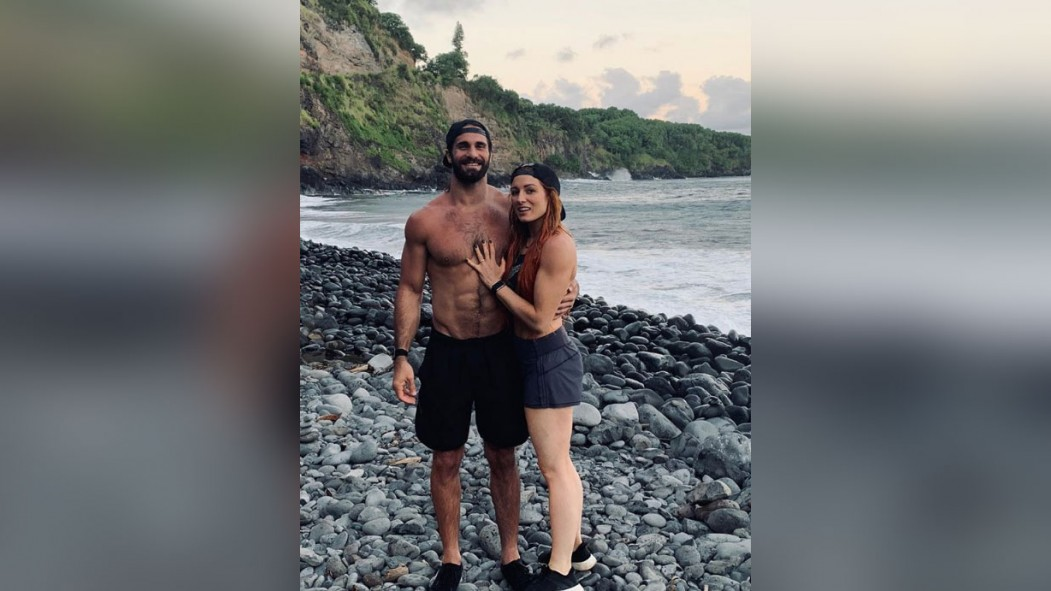 WWE Stars Becky Lynch and Seth Rollins are Engaged thumbnail
