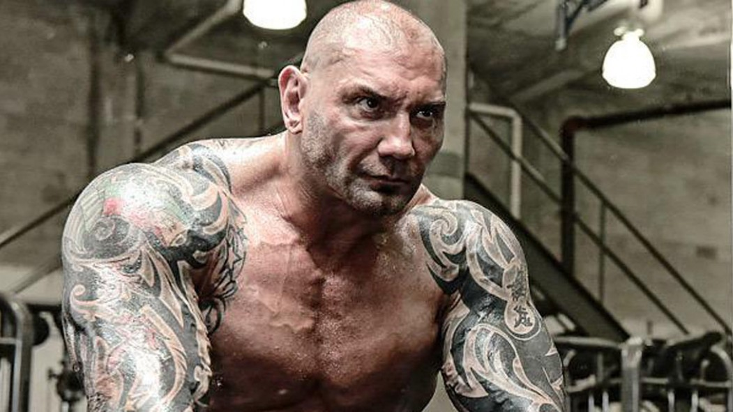 November M&F Cover Star Dave Bautista Ties the Knot!  Video Thumbnail