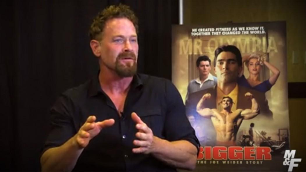 Max Martini Bigger Interview Video Thumbnail