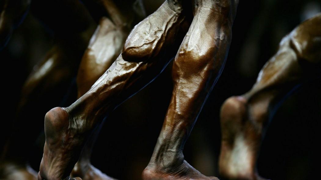 Muscular calves thumbnail