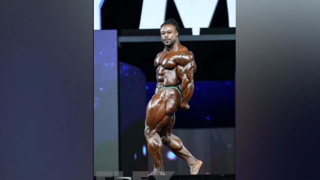 William Bonac - Open Bodybuilding - 2018 Olympia thumbnail
