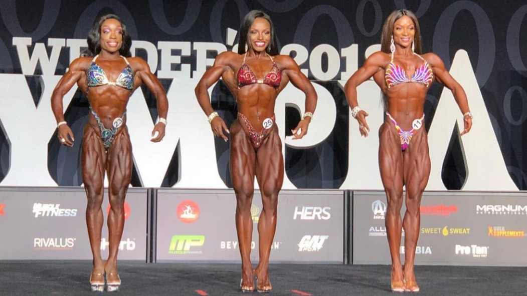2018 Olympia Figure Call Out Report thumbnail