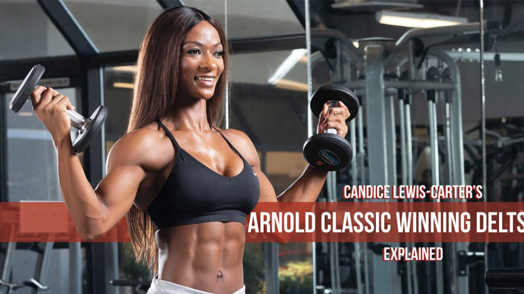 Candice-Lewis-Carter-Arnold-Classic-Figure Video Thumbnail