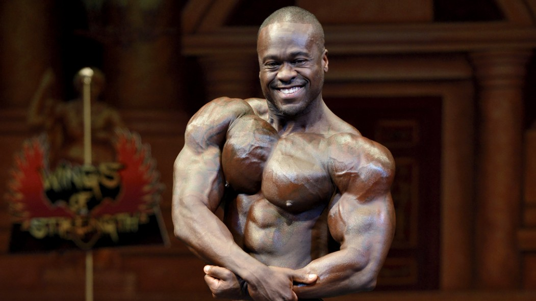 Charles-Donaldson-Chest-Workout-IFBB-Pro-Physique miniatura