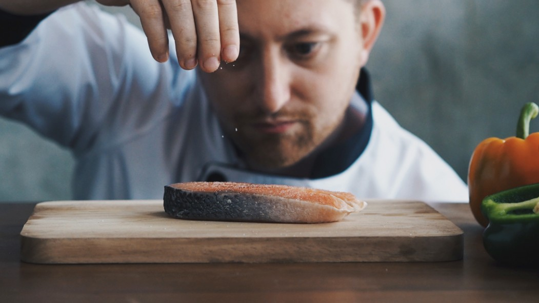 Chef-Seasoning-Salmon thumbnail