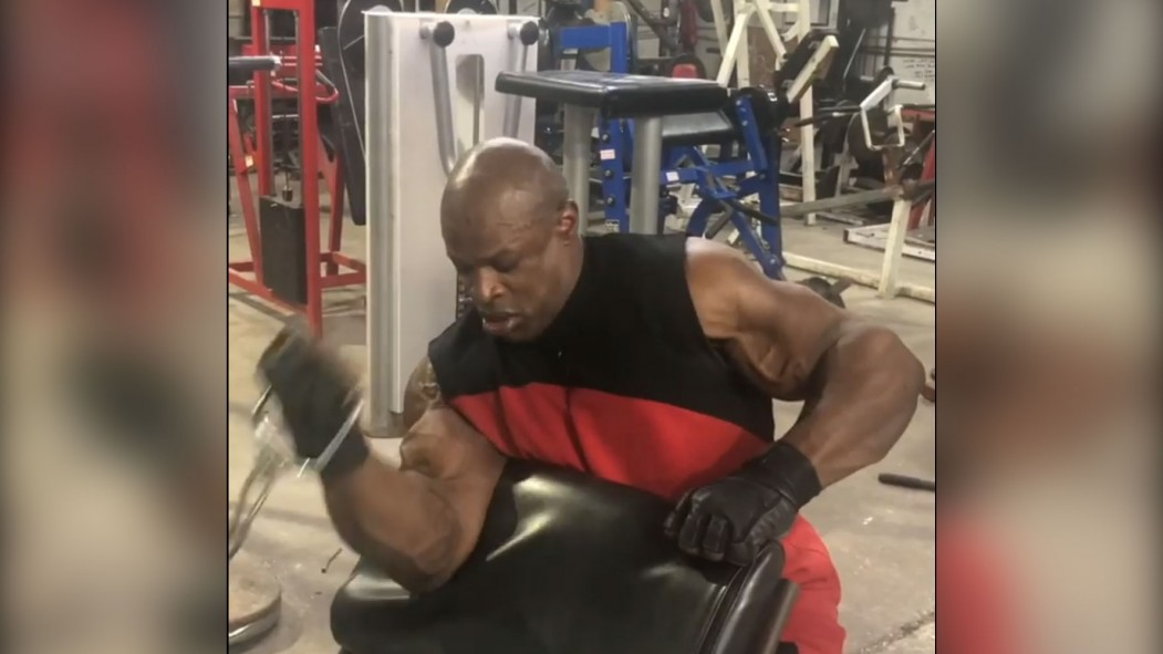 Ronnie Coleman is Looking to Make His Biceps Even Bigger thumbnail