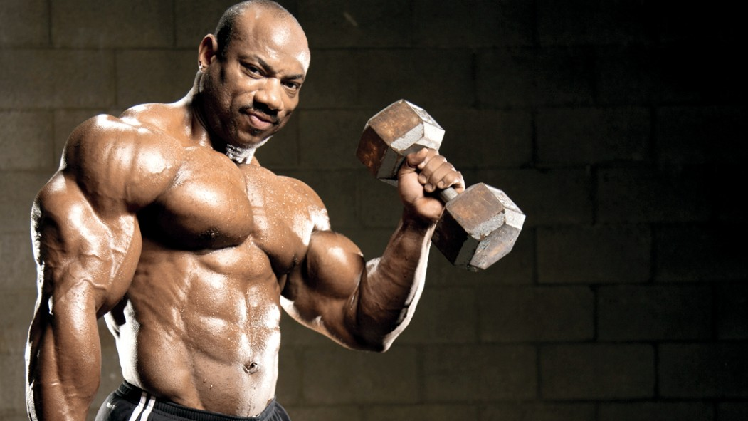 Dexter-Jackson-Raising-Dumbbell-Mr-Olympia-Legend thumbnail