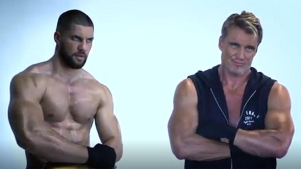 Dolph Lundgrean and Florian Munteanu Video Thumbnail