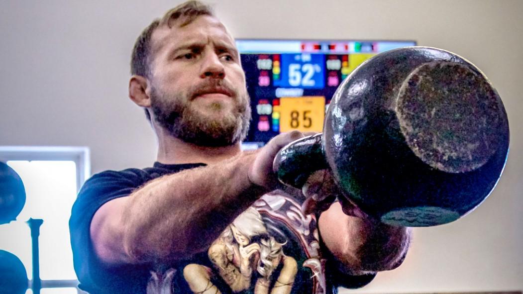 Donald-Cowboy-Cerrone-Kettlebell-Swing-Training-MMA-UFC thumbnail