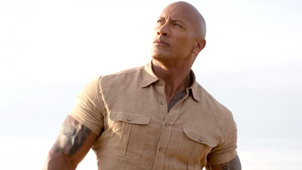 Dwayne-The-Rock-Johnson-Jumanji-Film-Still thumbnail
