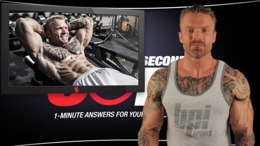 60 Seconds to Fit - Best Serratus Exercises Video Thumbnail